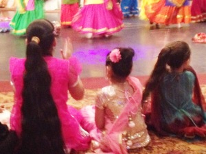 Colour was one of the main component of a bhangra competition held by a Brampton-based dance school.