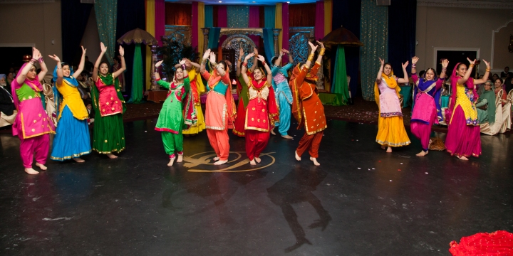 Nach Balliye, a dance group, started a grassroots movement here in the Greater Toronto Area (GTA) to celebrate the girl-child. Photo courtesy Nach Balliye