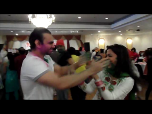 The KC Group Canada celebrated the festival of colours Holi at the National Banquet Hall in Mississauga.