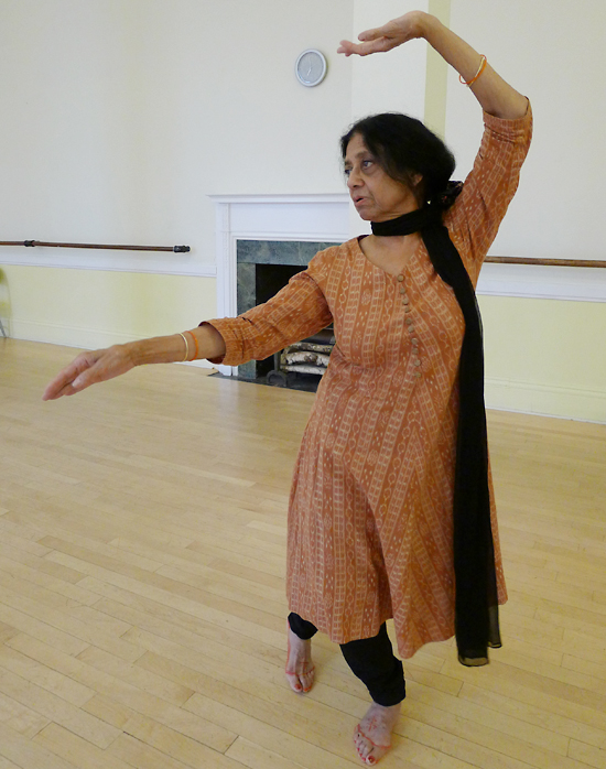 At 77, Toronto's Rina Singha remains as committed as ever to Kathak. The Toronto native has single- handedly elevated Kathak into the mainstream arts scene here in Canada. Supplied photo