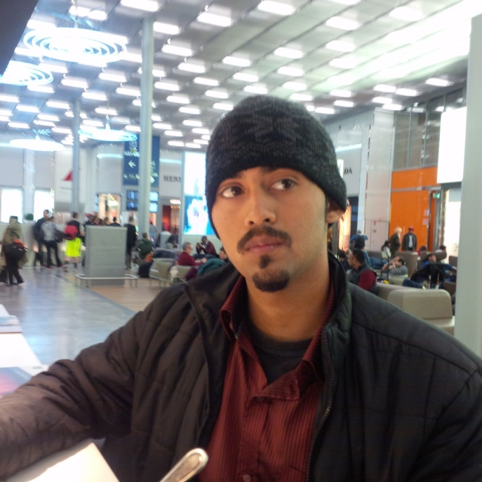 Prashant Tiwari, 20, seen here in this 2013 photograph taken at the airport in Paris. Prashant suffered from depression and was on a suicide watch when he committed suicide at Brampton Civic Hospital. The hospital has been reluctant to share details.