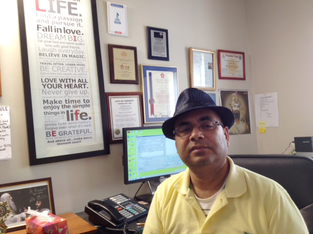 Distraught father Rakesh Tiwari has been running from pillar to post seeking answers around the death of his son, Prashant. Prashant was on a suicide-watch at the Brampton Civic Hospital (BCH) when he took his life.