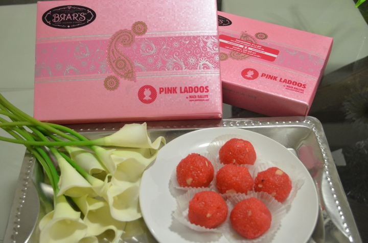Recently, Brar's Food Culture of India, helped Nach Balliye, a youth group from Brampton to educate and promote gender equality, by donating 100 lbs. of pink ladoos. This Diwali, the company has made/produced some 175,000 pounds of food to meet the consumers' demand for Diwali. Photo courtesy, Nach Balliye.
