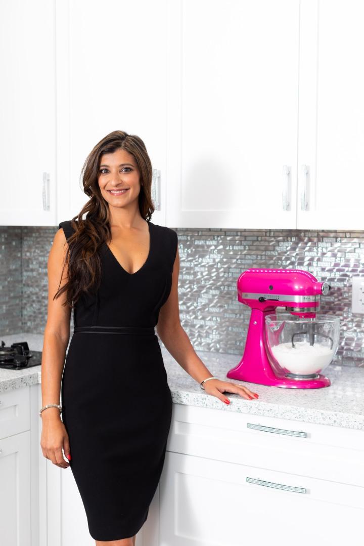 Jasmine Dayal, Toronto lawyer and cookbook author